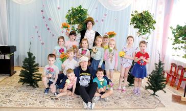 В детском саду «Снежинка» отметили Международный день леса