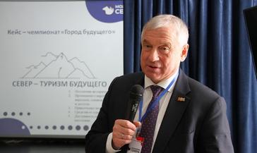 Юрий Захаринский: «Сделать Норильск городом будущего – задача молодежи»