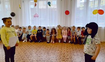В садике «Оленёнок» 30 июля отметили Международный день дружбы