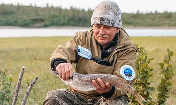 Утечка дизтоплива, произошедшая год назад на ТЭЦ-3, не сказалась на состоянии рыбных запасов реки Пясины