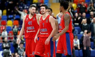 В понедельник в Норильске сыграют баскетболисты ЦСКА