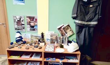 В детском саду «Северок» появился музей памяти