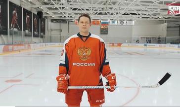 Легендарный хоккеист Павел Буре запускает челлендж для норильчан