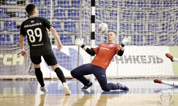 11-й тур Париматч — чемпионата России по мини–футболу продолжается