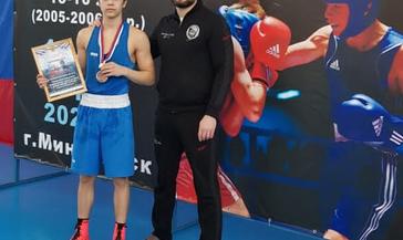 Норильский боксёр завоевал бронзу на первенстве Сибири