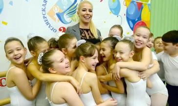 Преподаватель хореографического отделения Оганерской детской школы искусств Зарифа Фролочкина — в числе лучших педагогов