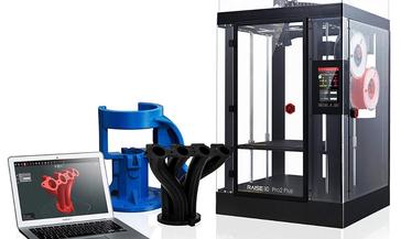 Лабораторию управления промышленной автоматизации Быстринского ГОКа оснастили современным 3D–принтером
