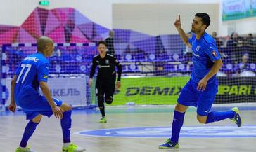 Мини-футбольный клуб «Норильский никель» одержал победу в дебютном матче нового сезона