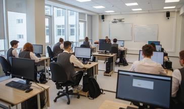 Руководители физико-математической школы СФУ провели онлайн-экскурсию