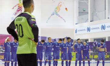 Второй полуфинал плей–офф Париматч–Суперлиги обернулся досадной неудачей для МФК «Норильский никель»