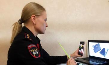 Госавтоинспекторы в режиме онлайн напомнили родителям о правилах поведения на дороге