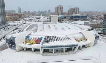 В Красноярске создан Центр ледовых видов спорта