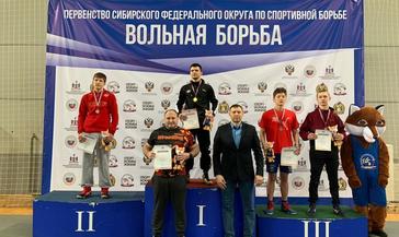 Норильские вольники показали отличный результат на первенстве Сибири в Новосибирске