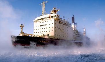 На пороге Арктики