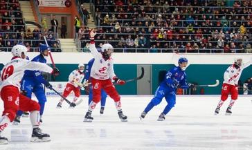 «Енисей» стал пятикратным чемпионом России по хоккею с мячом