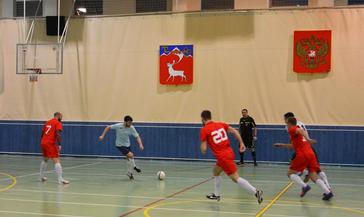 Стартовало открытое первенство Норильска по мини-футболу