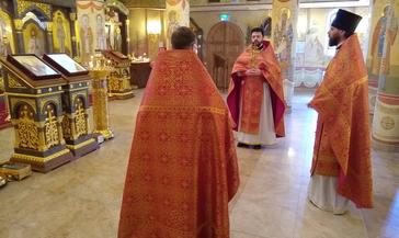 В приходах Норильской епархии прошли праздничные службы в честь Дня святых Кирилла и Мефодия