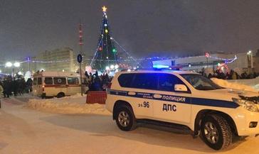 За первую неделю января инспекторы ГИБДД выявили на дорогах Норильска около 500 нарушений.