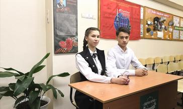 Федеральный проект «Парта Героя» продолжает свою работу в Норильске: эстафету приняла школа № 23.