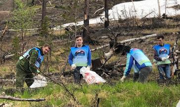 В Норильске стартовал первый этап очистки ущелья Красные Камни.