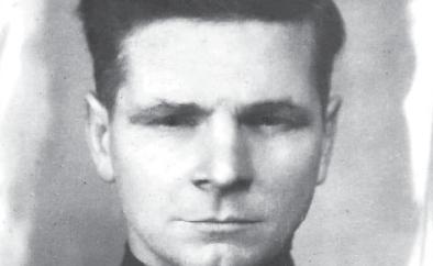 Рядовой Иван Вениаминович Бондарев (1905 — 1998)