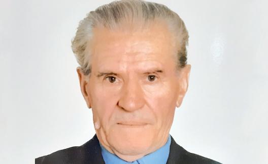 Рядовой Николай Павлович Шморгун (1923 — 2003)