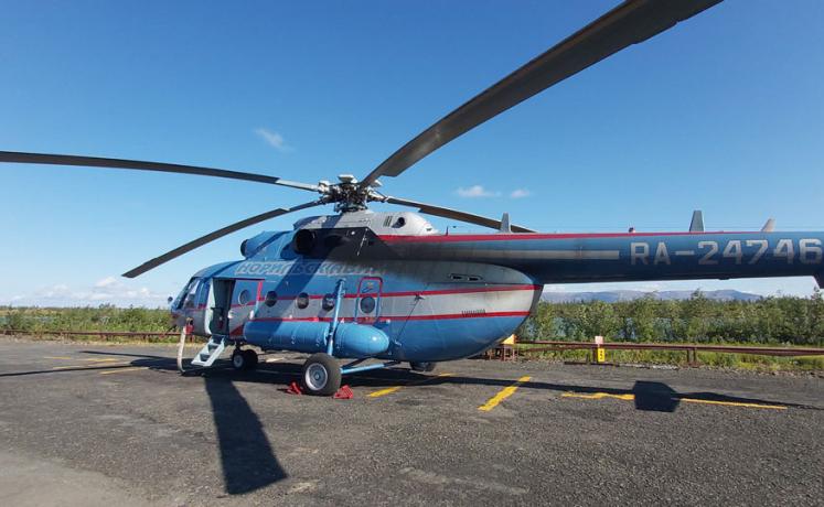 В авиапарке АО «Норильск Авиа» пополнение