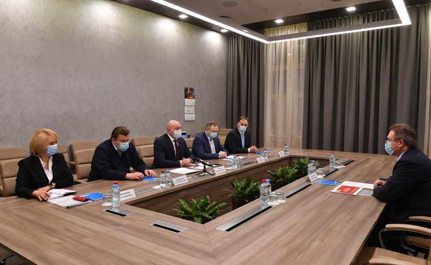 Предприятия Красноярского края продолжают наращивать кооперационное сотрудничество с Заполярным филиалом «Норникеля»