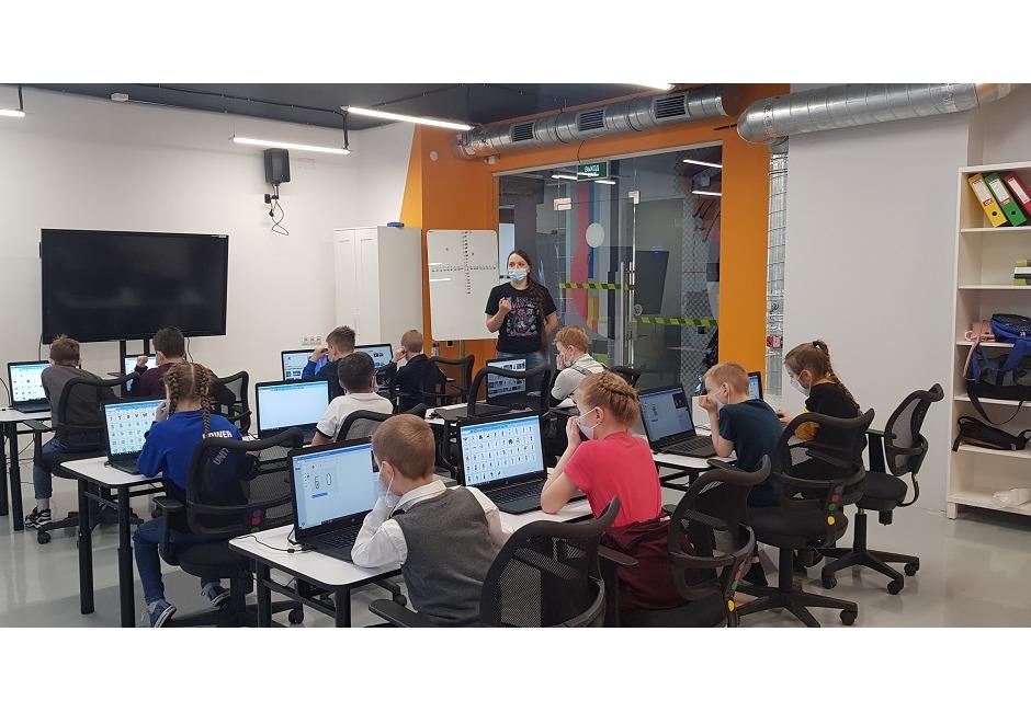 IT-Куб.Норильск начал приём заявок от школьников для конкурсного отбора на новый 2021-2022 учебный год