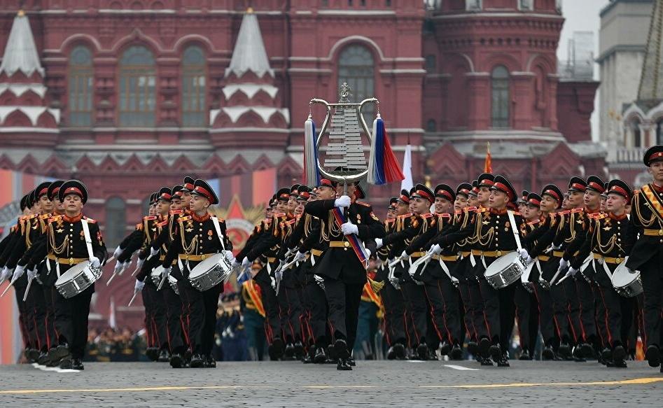 Парад Победы пройдёт в России 24 июня