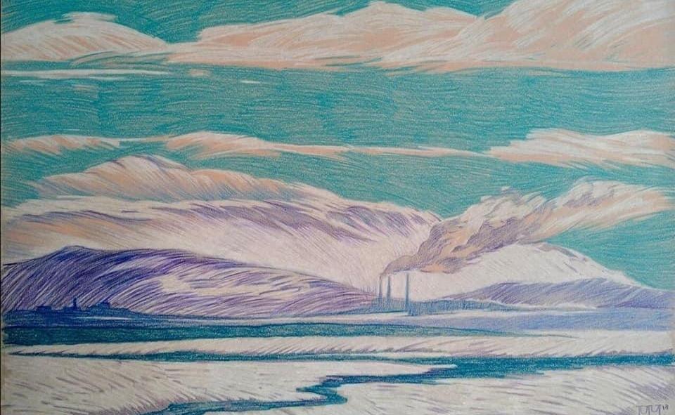 Норильские профессиональные художники отличились на краевом конкурсе