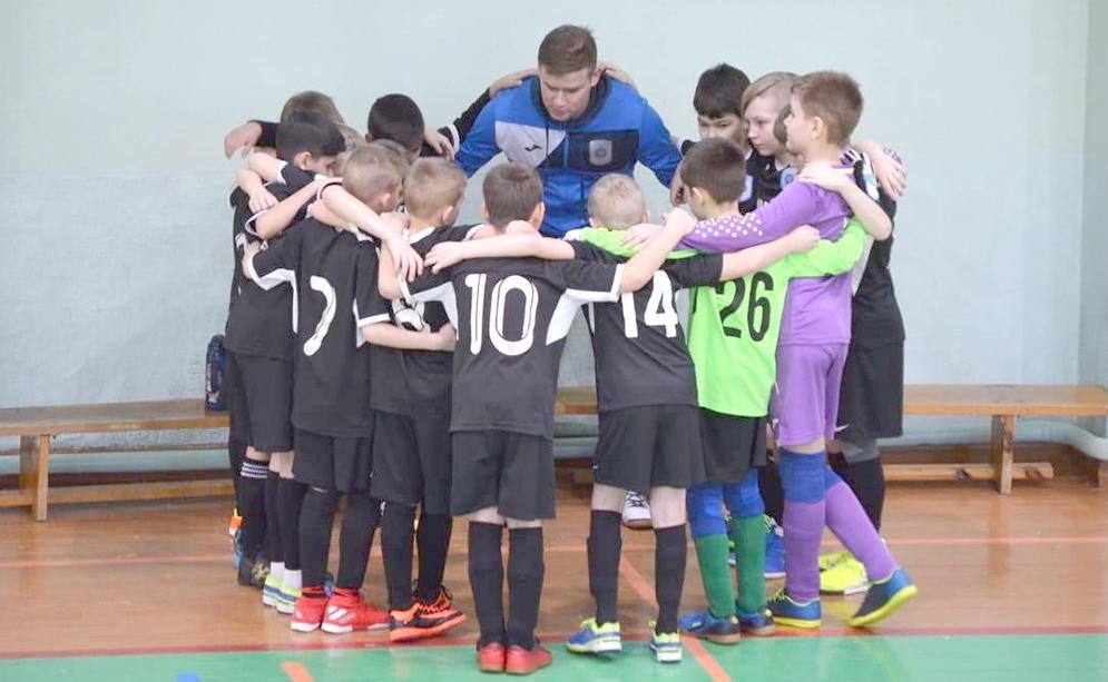 Главное — желание. Сегодня отмечается Всемирный день детского футбола